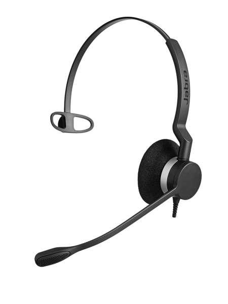 Jabra BIZ 2300 USB MS Mono USB NC Headset mit CallControl für Microsoft