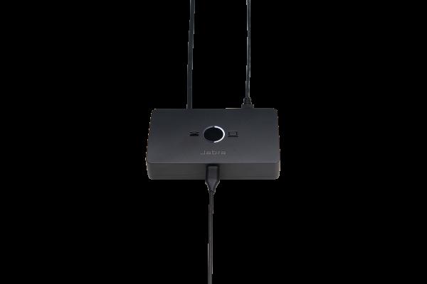 Jabra Link 950 USB-A USB und EHS Adapter inkl. USB-A & USB-C Kabel.