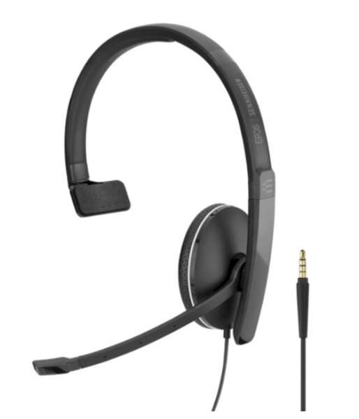EPOS | SENNHEISER ADAPT SC 135 Mono 3,5mm Klinke NC Headset