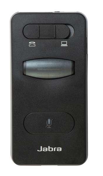 Jabra Link 860 Vielzweckverstärker mit Call Contol und Softphone/Telefon Umschaltfunktion