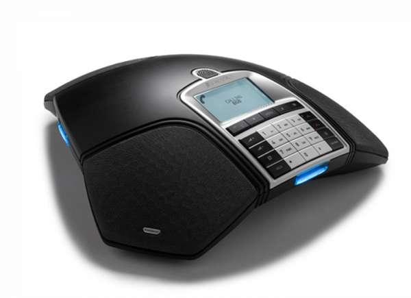 Konftel 300 Analog Konferenztelefon inkl. Telefonkabel, Netzteil & USB-Kabel