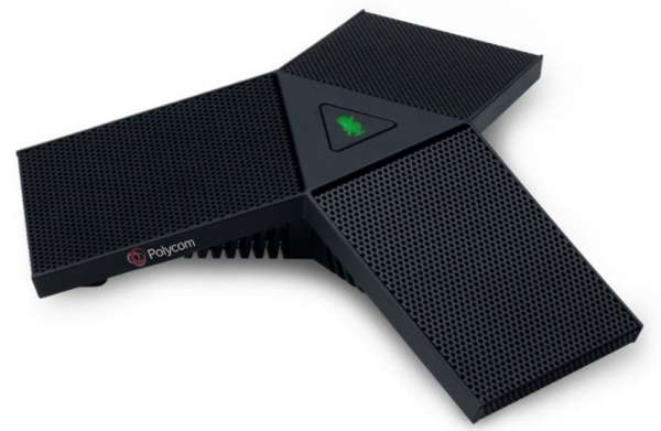 Poly Expansion Microphone für Poly Studio inkl. 7,6 m RJ11 Kabel