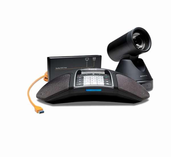 Konftel C50300 Analog Hybrid USB Videokonferenzsystem inkl. Konftel 300+Cam50+OCC Hub