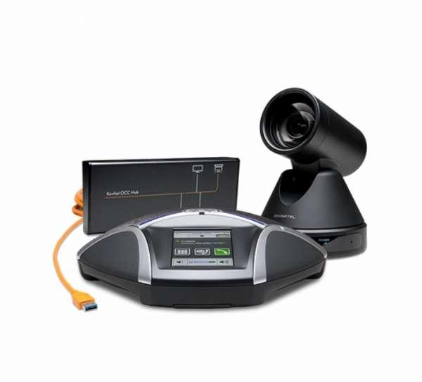 Konftel C5055Wx USB Videokonferenzsystem inkl. Konftel 55x+Cam50+OCC Hub