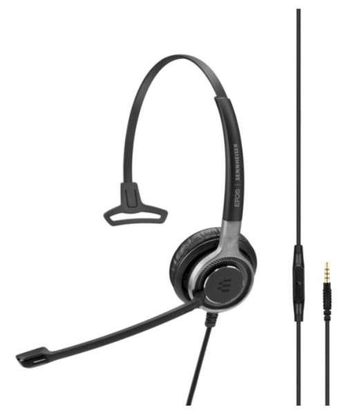 EPOS | SENNHEISER IMPACT SC 635 Mono 3,5mm Klinke UNC Headset