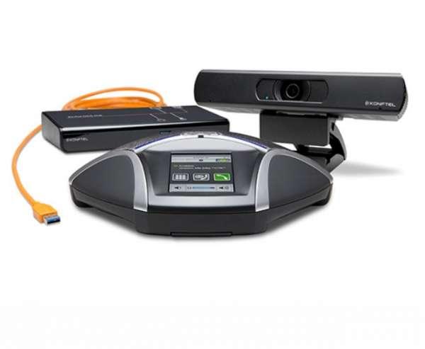 Konftel C2055Wx USB Videokonferenzsystem inkl. Konftel 55x+Cam20+OCC Hub