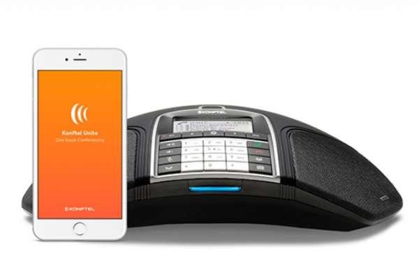 Konftel 300IPx SIP Konferenztelefon inkl. Netzwerkkabel & Netzteil oder PoE
