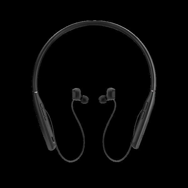 1000204 ADAPT 460 In-ear Nackenbügel-Headset Bluetooth® mit BTD 800 USB-Dongle und Etui. Optimiert für UC.
