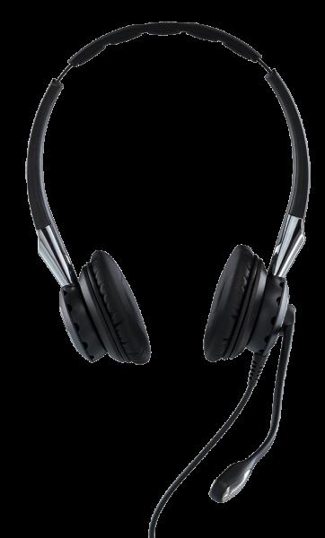 Jabra BIZ 2300 USB MS Duo USB NC Headset mit CallControl für Microsoft