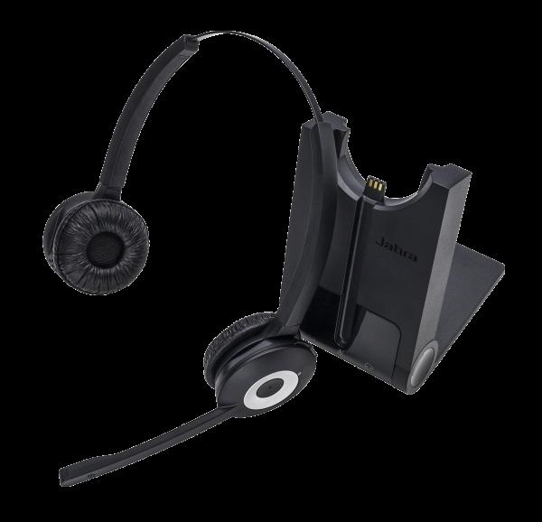 Jabra Pro 920 Duo DECT NC Headset für Festnetz