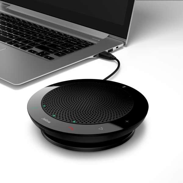 Jabra SPEAK 410 MS USB-Konferenzlösung für Microsoft.