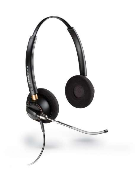Poly EncorePro HW520 V Duo Voice Tube Headset