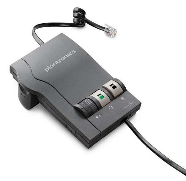 Poly Vista M22 Analoger Audioprozessor mit Wideband-Audio