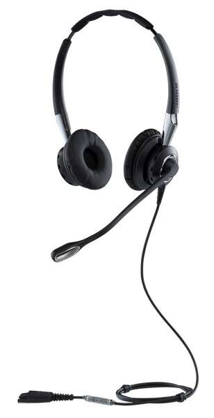 Jabra BIZ 2400 II Duo NC Headset