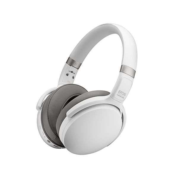 EPOS ADAPT360Over-Ear Bluetooth Stereo ANC mitBTD 800 USB ML-Dongleweiß