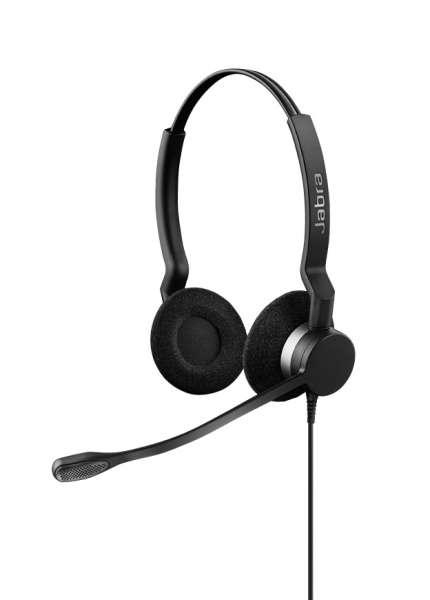 Jabra BIZ 2300 Duo Balanced NC Headset Speziell für Openstage! Nur in Verbindung mit dem Kabel 8800