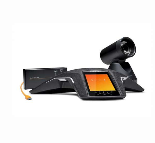 Konftel C50800 Hybrid USB Videokonferenzsystem inkl. Konftel 800+PoE Injector+Cam50+OCC Hub