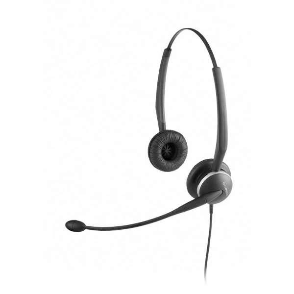 Jabra GN2100 Telecoil Duo NC Headset Speziell für Hörgeräteträger