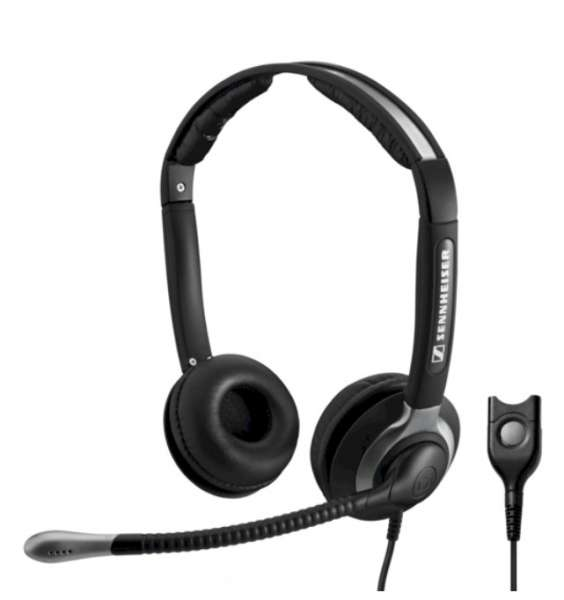 EPOS | SENNHEISER CC 550 IP Duo UNC Wideband Headset mit XL Ohrpolstern