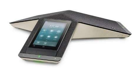 Poly Trio C60 IP SIP VoIP-Konferenztelefon mit USB, WiFi & Bluetooth NFC & PoE (ohne Netzteil)