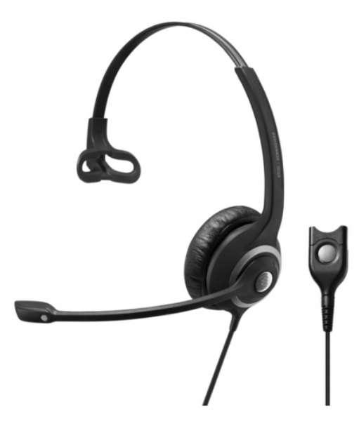 EPOS | SENNHEISER IMPACT SC 232 Mono NC Headset für Mobil- und DECT-Telefone