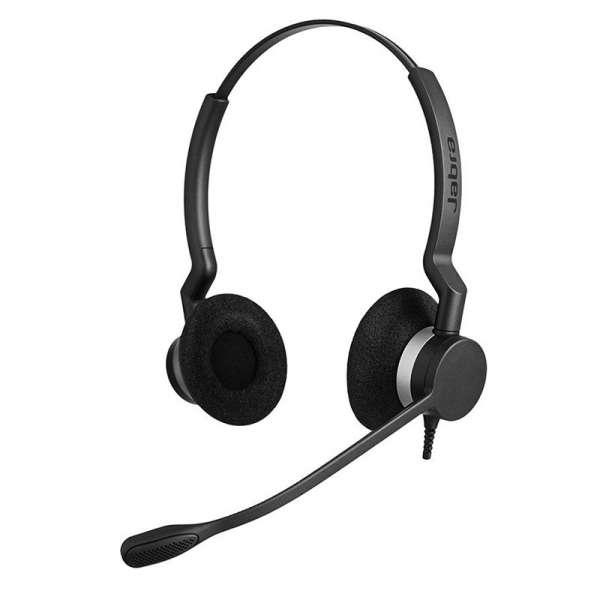 Jabra BIZ 2300 Duo Wideband NC Headset