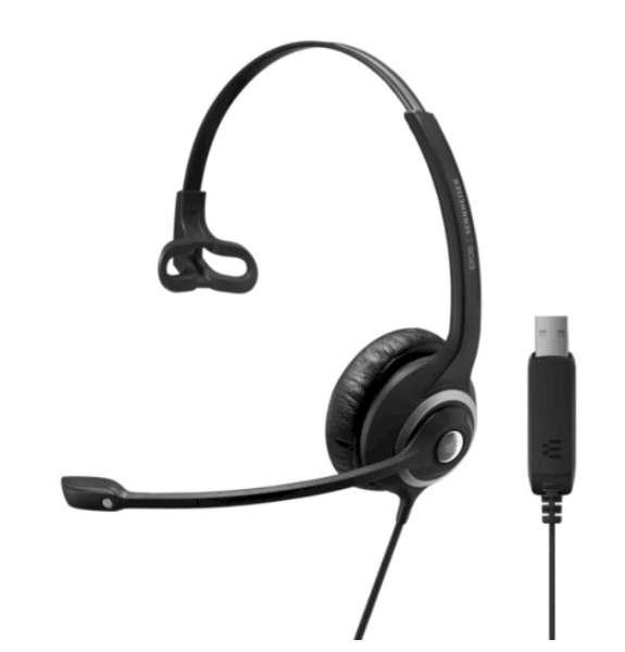 EPOS | SENNHEISER IMPACT SC 230 USB ML/UC Mono NC Headset für UC/Microsoft