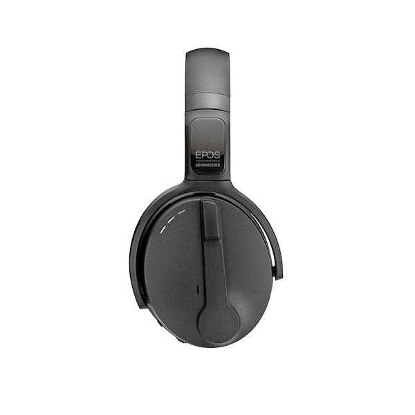 1000208 EPOS ADAPT 563 On-ear Bluetooth® Headset. Optimiert für UC und Zertifiziert für Microsoft Teams