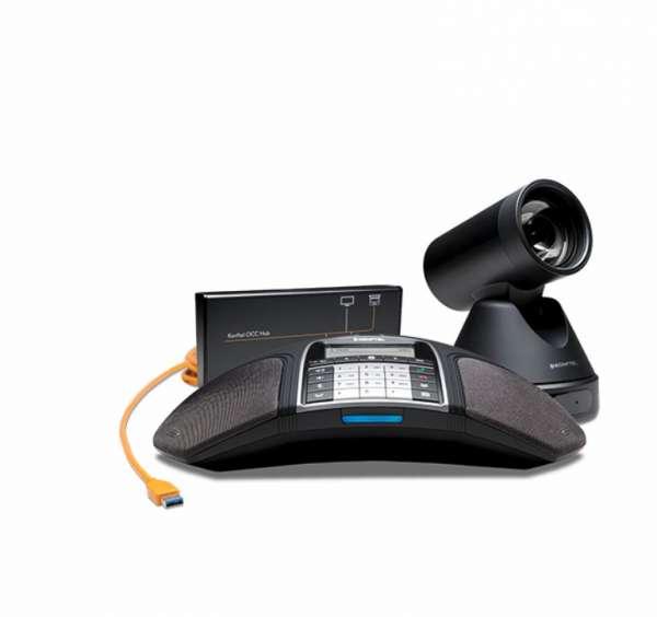 Konftel C50300Wx Hybrid USB Videokonferenzsystem inkl. Konftel 300Wx+Cam50+OCC Hub