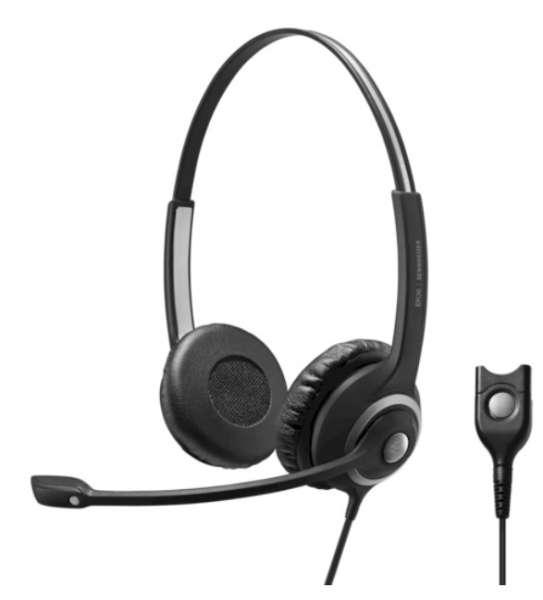 EPOS | SENNHEISER IMPACT SC 260 Duo NC Headset