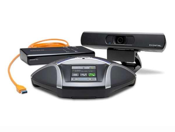 Konftel C2055 USB Videokonferenzsystem inkl. Konftel 55+Cam20+OCC Hub