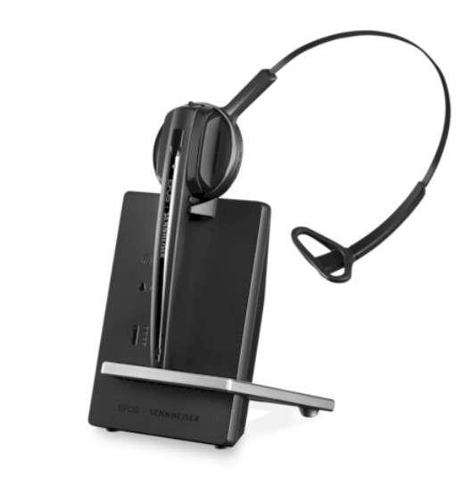 EPOS | SENNHEISER IMPACT D10 PHONE Mono 2-in-1 DECT NC Headset für Festnetz
