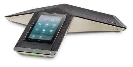 Poly Trio C60 IP Teams/Skype4B VoIP-Konferenztelefon mit USB, WiFi & Bluetooth NFC & PoE (ohne Netzt