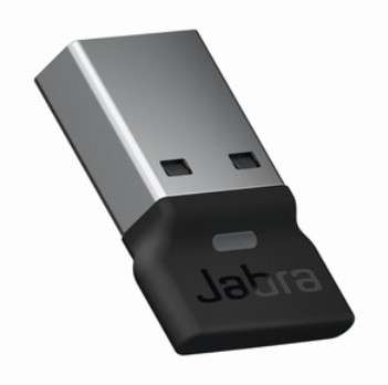 Jabra Link 380a MS USB-A Bluetooth Adapter BTV5.0 für Evolve2 mit Microsoft Teams