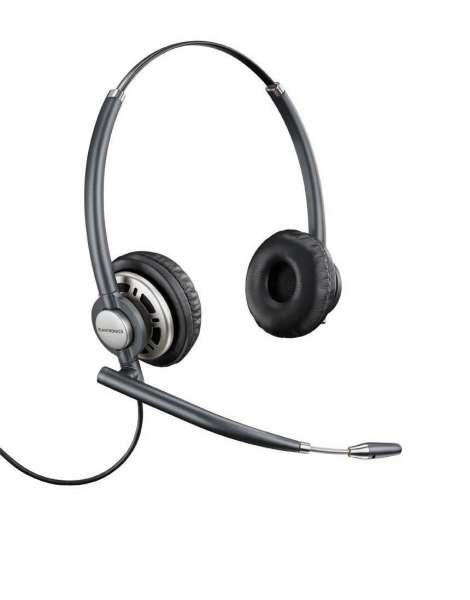 Poly EncorePro HW725 USB-A Duo NC Headset mit CallControl für UC/Microsoft