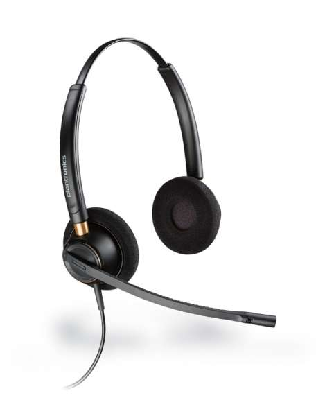 Poly EncorePro HW520 Duo NC Headset